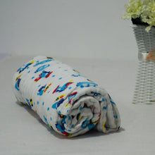 Load image into Gallery viewer, 6 Layered Printed Cotton Gauze Baby Blanket/Towel - Collection III - BabySpace Shop
