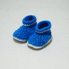 Load image into Gallery viewer, Handmade Crochet / Knitted Baby Shoes/Sandals - BabySpace Shop