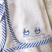 Load image into Gallery viewer, Handmade Newborn Dress Collection Front Tie II - 0 to 3 months