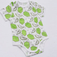 Cotton Printed Short Sleeve Baby Romper / Jumpsuit