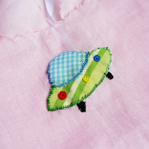 Handmade Newborn Dress Applique Collection - Pre Order Only - BabySpace Shop