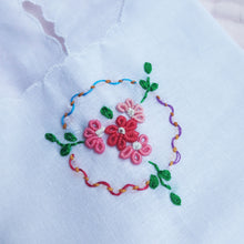 Load image into Gallery viewer, Handmade Newborn Dress Collection - Flowers