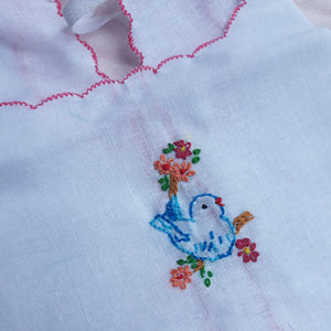 Handmade Newborn Dress Collection - Flowers and Animals - BabySpace Shop
