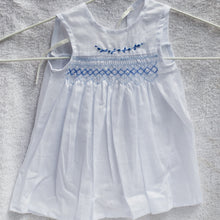 Load image into Gallery viewer, Handmade Smocked Newborn Dress Collection - 0 to 6 months