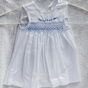 Handmade Smocked Newborn Dress Collection - 0 to 6 months