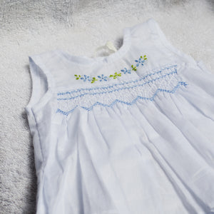 Handmade Smocked Newborn Dress Collection - 0 to 3 months