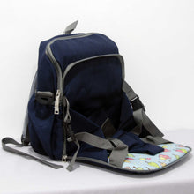 Load image into Gallery viewer, New - Multi-function Diaper / Baby Bag with Changing Mat