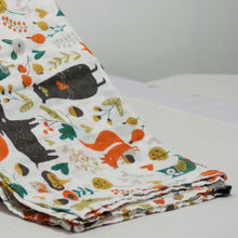 Load image into Gallery viewer, Muslin Swaddle Blankets - Square 110 x 120 cm Collection - BabySpace Shop