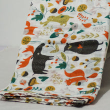 Load image into Gallery viewer, Muslin Swaddle Blankets - Square 110 x 120 cm Collection