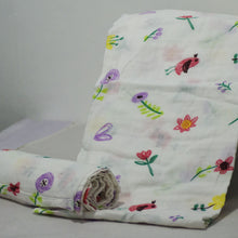 Load image into Gallery viewer, Muslin Swaddle Blankets - Plain 110 x 120 cm Collection - BabySpace Shop