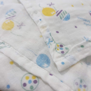 Muslin Swaddle Blankets - 10 Designs