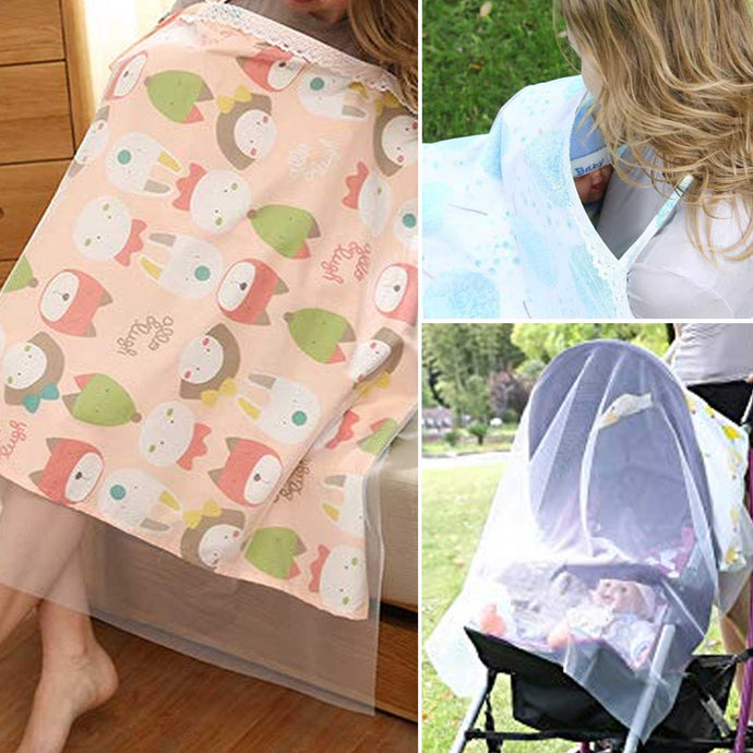 Multi function Feeding Covers - BabySpace Shop