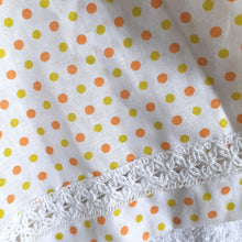 Load image into Gallery viewer, Dotted Pillowcase Dress - 12 months