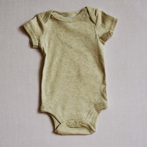 Short Sleeve Newborn Romper Collection - Up to 6 Months