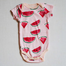 Load image into Gallery viewer, Short Sleeve Newborn Romper Collection - Up to 6 Months - BabySpace Shop