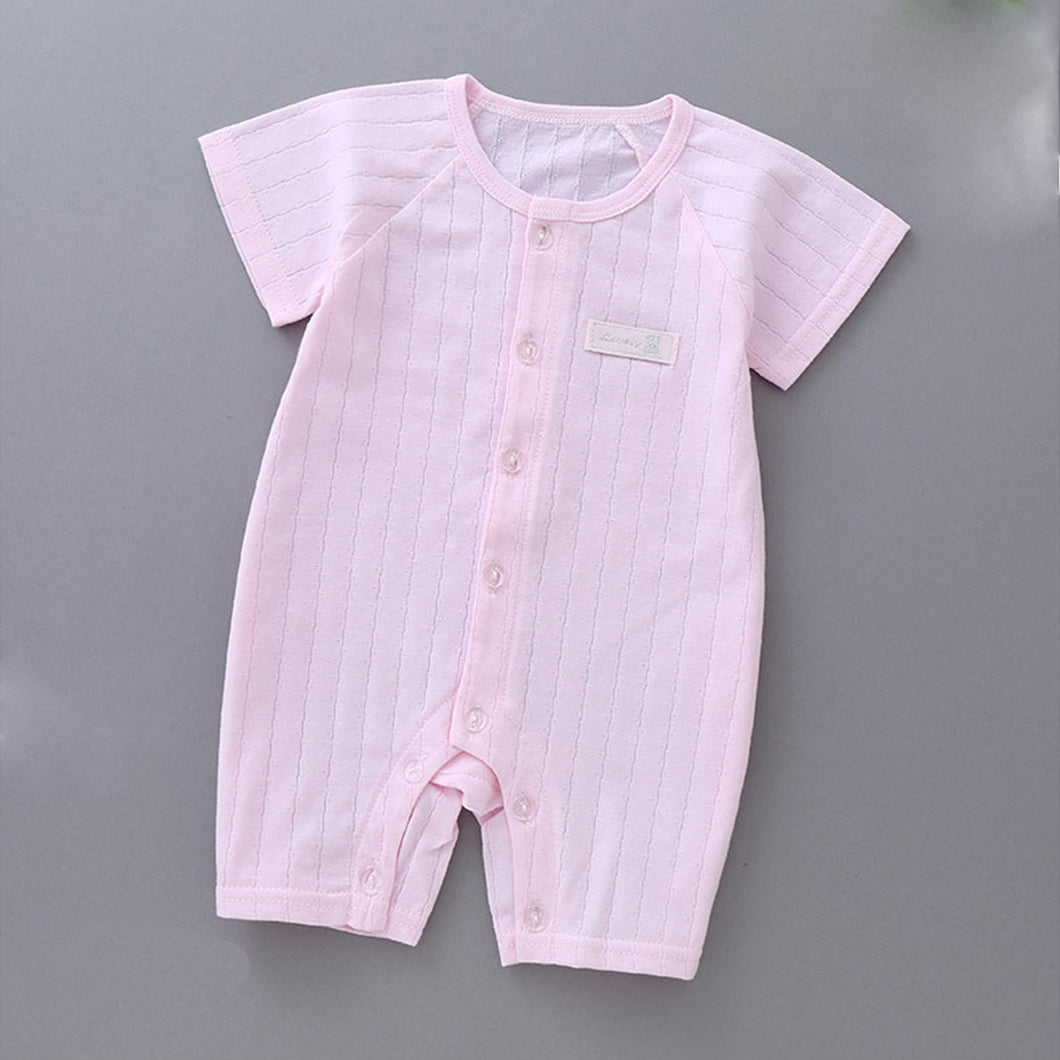 Short Sleeve Baby T-Romper / Jumpsuit - 0-3 month size - BabySpace Shop
