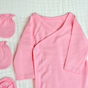 6 Piece Suit Set - New Born Size Take Home Outfit