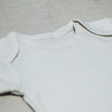 Load image into Gallery viewer, White Baby Romper / Jumpsuite - Plain