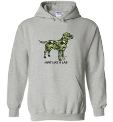 Labrador Retriever Hoodie-Lab Mom Hoodie From Lab HQ