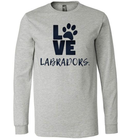 LOVE Labradors T-shirts by Lab HQ