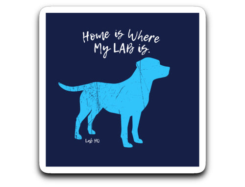 Labrador Decal -