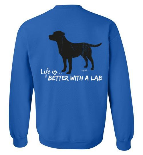 Hunt Like A Lab Hoodie From Lab HQ