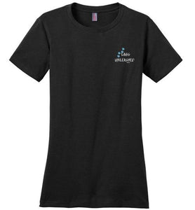 Labrador T-shirt- Life Is Better With A Lab T-shirt From Lab HQ