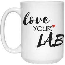 Labrador Retriever Mug - Love Your Lab - From Lab HQ