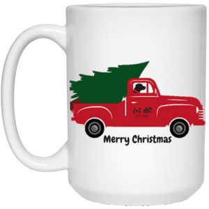 Labrador Retriever Christmas Mug