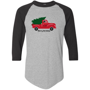 Labrador Retriever Truckin' Lab Jersey T-shirt