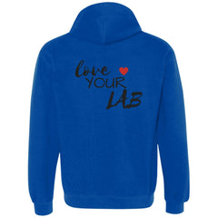 Labrador Retriever Hoodie - Love Your Lab - From Lab HQ
