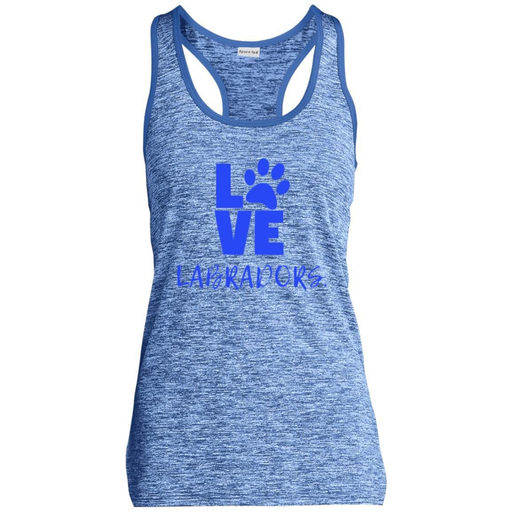LOVE LABRADORS Tank -Labrador T-shirt - From Lab HQ