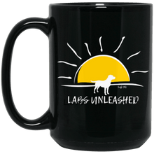 Labs Unleashed Labrador Mug From Lab HQ