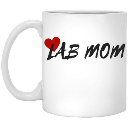 Labrador Retriever Mug LAB MOM Mug From Lab HQ