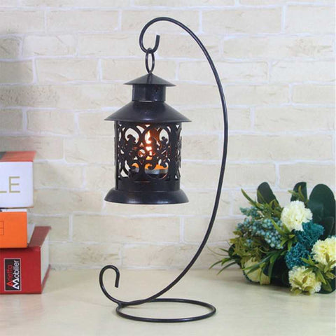 Premium Retro Hanging Stand Candle Holder - Highline Station