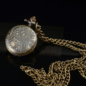 Vintage Alloy Pocket Watch - Highline Station