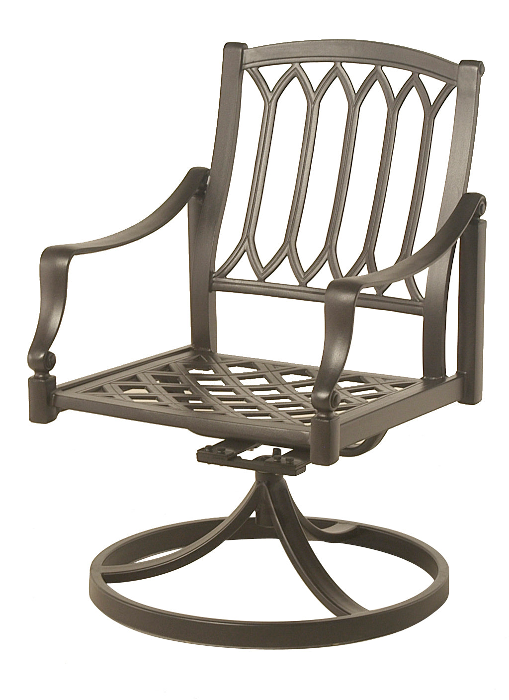 Lancaster Swivel Rocker Dining Chair