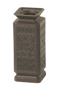 "Tuscany Candle Stick 11.8"" Tall - Set of 2"