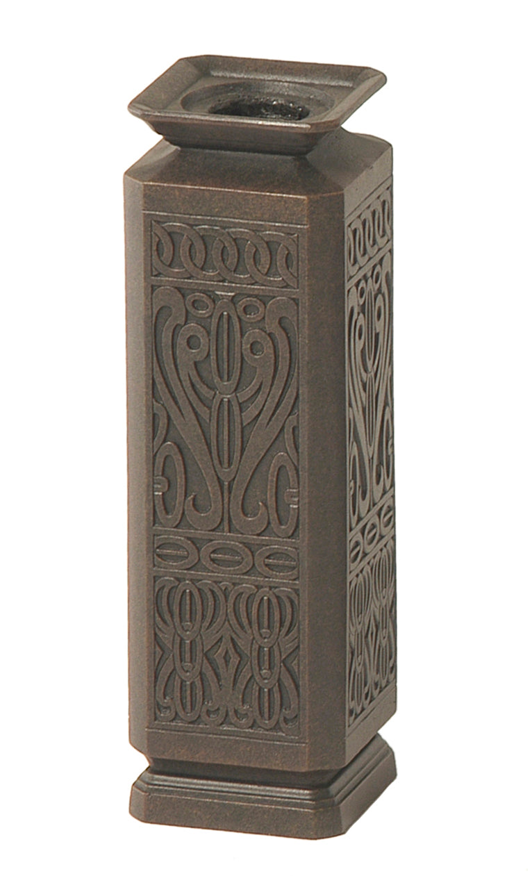 "Tuscany Candle Stick 15.7"" Tall - Set of 2"