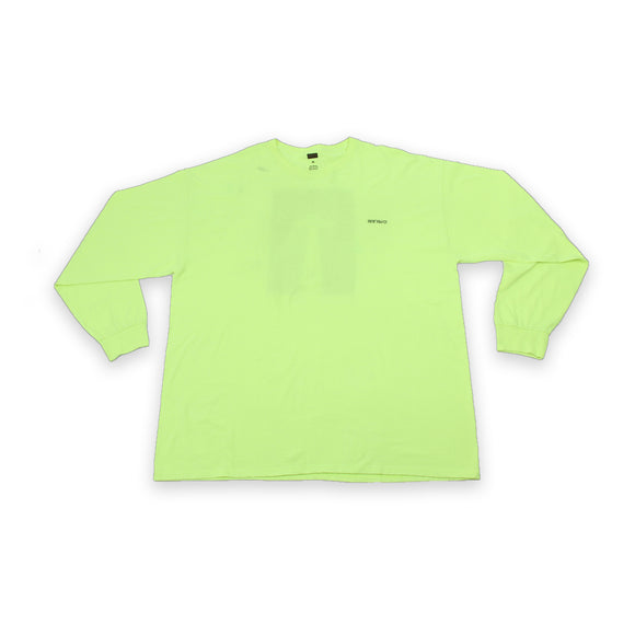 (Long sleeve) Neon tee