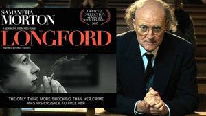 """Longford"" starring Jim Broadbent and Samantha Morton, from ""The Crown"" creator Peter Morgan (2007) - HBO"