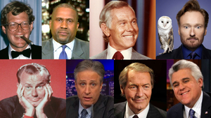 Late-night talk shows: a man's world since 1954