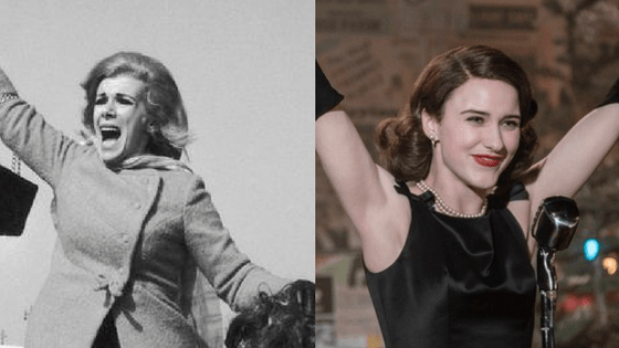 The force behind 'Marvelous Mrs. Maisel'