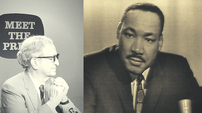 TV's most prestigious interview show treated MLK shabbily
