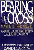 "This is the image of the first edition dust jacket for ""Bearing the Cross"", the prize winning portrait of Martin Luther King Jr. by David J. Garrow, published in 1986, from my collection."