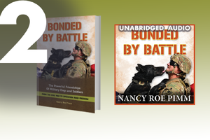 Bonded By Battle - 1 signed copy + 1 audiobook