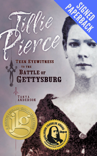 Tillie Pierce: Teen Eyewitness to the Battle of Gettysburg