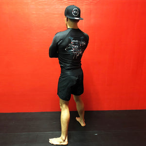 Shinto Kuro Rash Guard