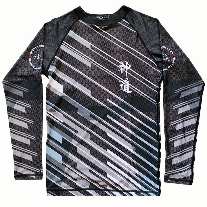 Shinto Shirogane Rash Guard