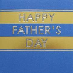 PaperLink Happy Father's Day Greeting Card - ash-dove